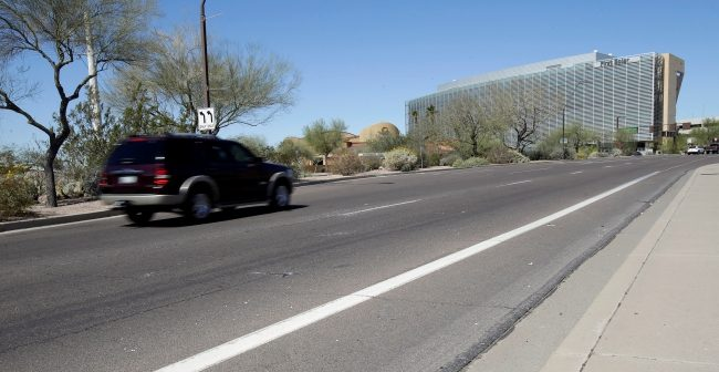 A Self-Driving Uber Hit and Killed a Woman in Arizona