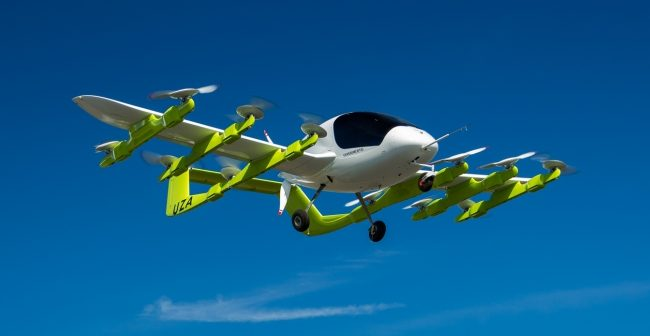 Kitty Hawk is trialing self-piloting Air Taxi in New Zealand
