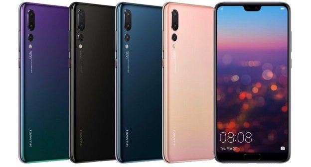Hauwei launches P20 smartphone with a world first triple camera setup 0