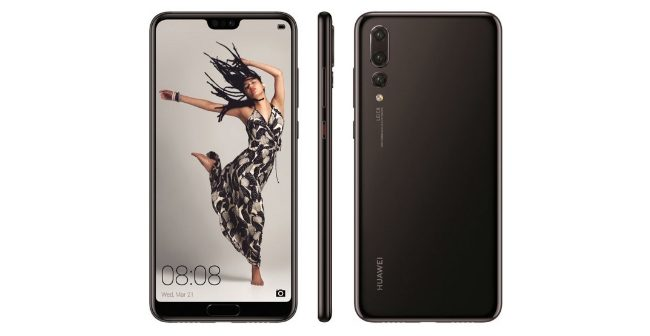 Huawei P20 triple-lens camera confirmed in leaked images