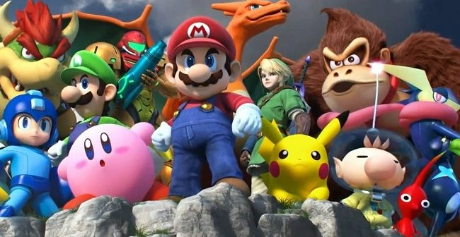 Super Smash Bros. for Nintendo Switch officially coming this year