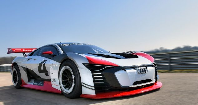 Audi turns PlayStation Vision Gran Turismo racer into the real thing