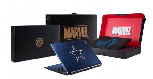 Acer launches new Marvel Studios' Avengers: Infinity War special edition notebooks