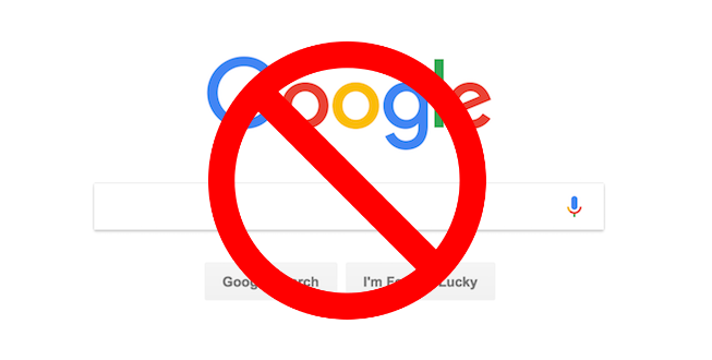You have been warned! Here are the things you should NEVER Google