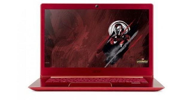 Acer Swift 3 Iron Man