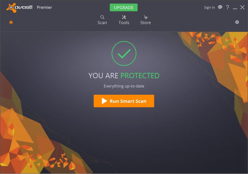 avast behavior shield turns off by itself 2018